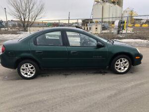 2000 Dodge/Chrysler Neon