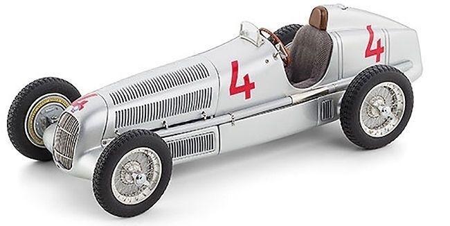 CMC 1 18 1935 Mercedes Benz W25, Monaco GP, Luigi Fagioli, M-104