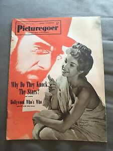 14 MAR 1953 PICTUREGOER MAGAZINE  WHY DO THEY KNOCK THE STARS - <span itemprop=availableAtOrFrom>Cheltenham, United Kingdom</span> - Returns accepted if the item does not match the description through typing error or oversight. Most purchases from business sellers are protected by the Consumer Contract Regulations 2 - Cheltenham, United Kingdom