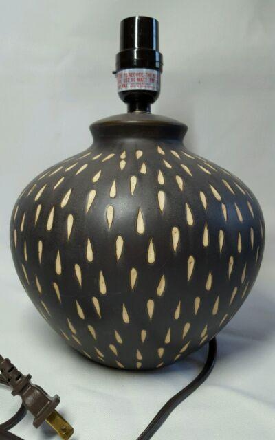 Danish modern lamp Ingrid Attergberg vintage