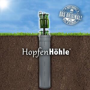 Hopfenhöhle Das Original Outdoor Erdloch Bierkühler Made In