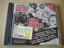Total guitar vol. 40	CD	1998 rock metal Metallica Portishead Kula Shaker Bush