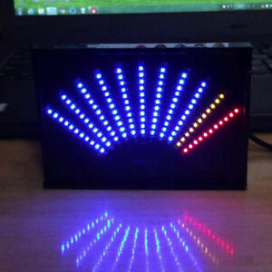 Details about ASK11 LED Music Audio Spectrum VU Meter Level Indicating  Amplifier Sound Display