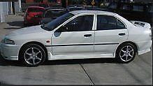 TeamJetspeed-fiberglass1996-2004-Mitsubishi-CE-Lancer-EVO4-4-Door-Side-Skirt-NEW