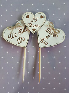 HAND-MADE-PERSONALISED-HEART-WOODEN-ENGRAVED-CAKE-TOPPER-VOW-RENEWAL-ANNIVERSARY