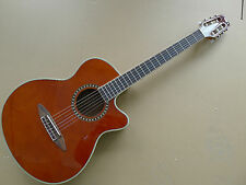 40 Inch Solid Top Classic Single Cut Guitar