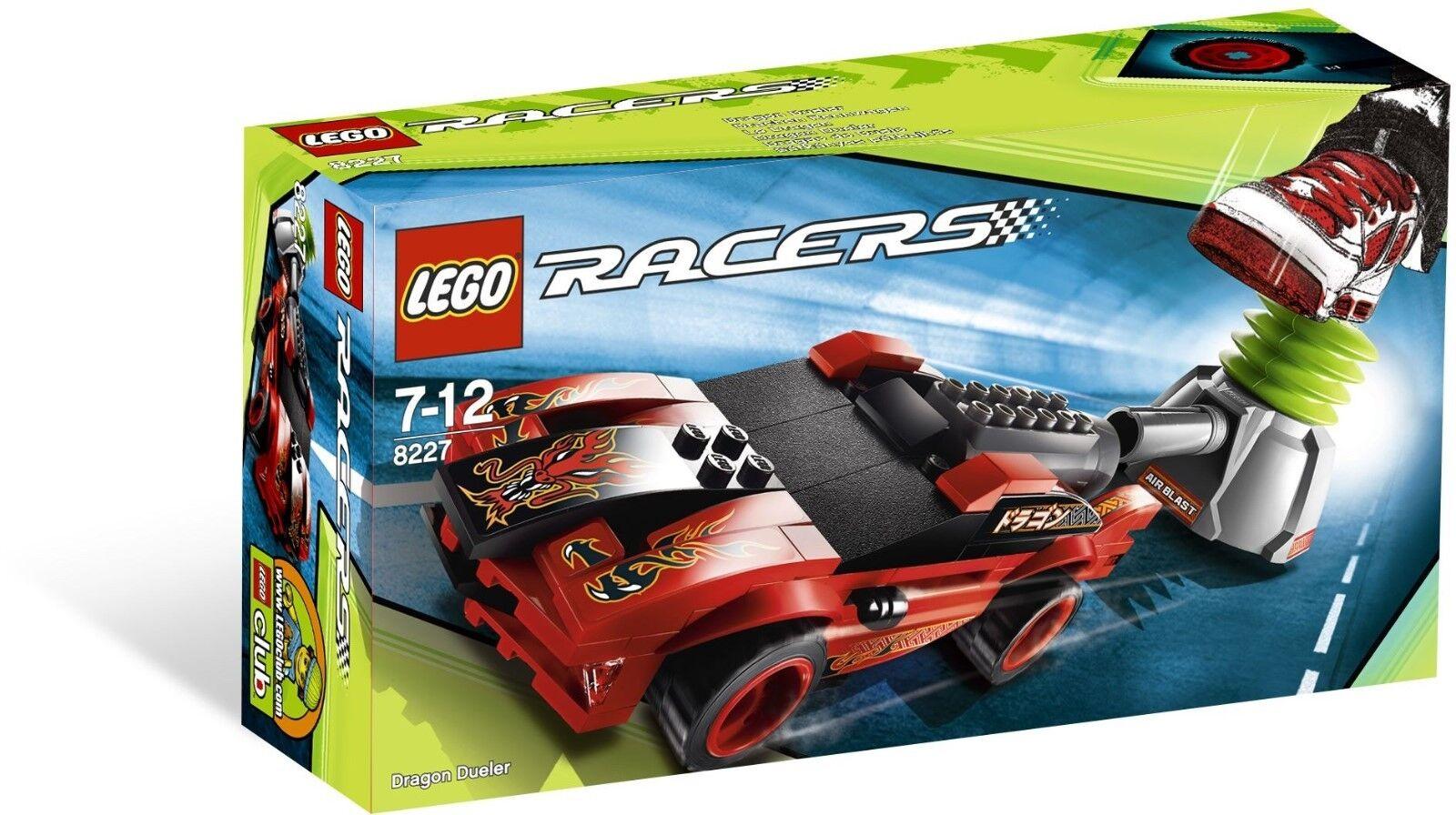 LEGO Racers Dragon Dueller - 8227 - BRAND NEW