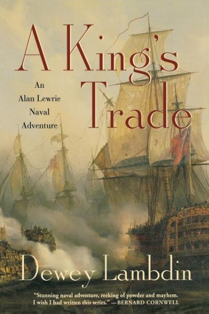 Lambdin Dewey-Kings Trade (US IMPORT) BOOK NEU
