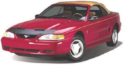 Mitsubishi Eclipse 1995 96 97 98 99 Lebra Hood Protector Mini Mask Bra Fits