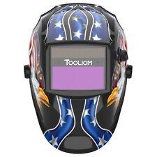 True Color Solar Auto Darkening Welding Helmet Weld Mask For Arc Tig Mig Grind