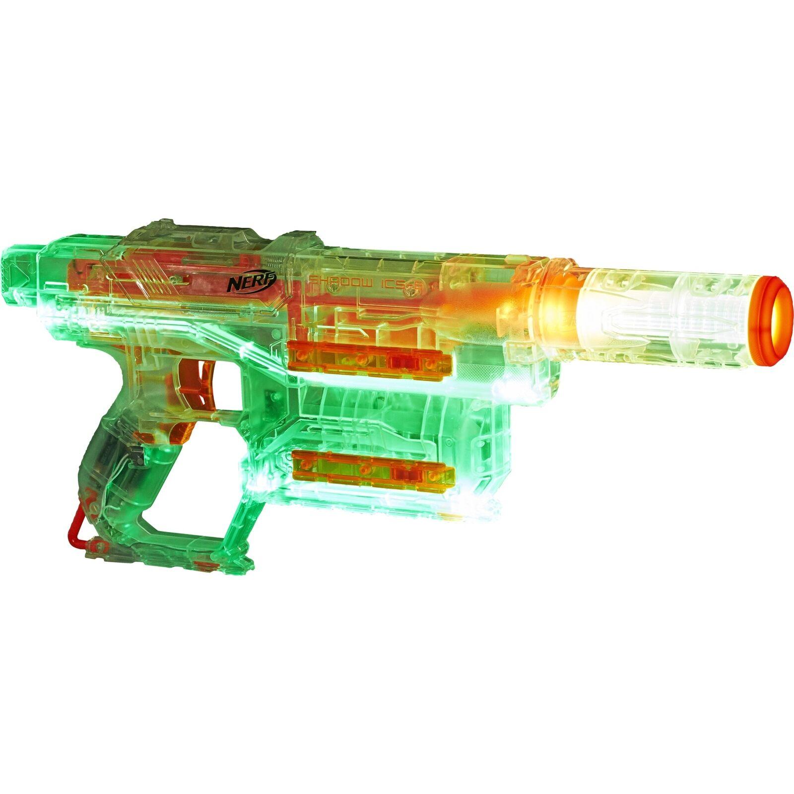 Nerf Nerf N-Strike Modulus Ghost Ops Shadow ICS-6, Nerf Gun, transparent    Züchtungen Eingeführt Werden Eine Nach Der Anderen