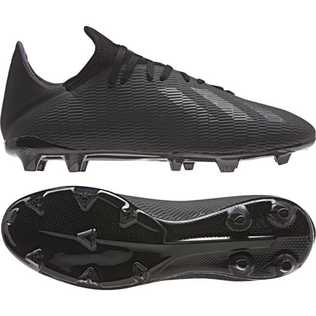 innovative design e14a8 edf6f Adidas Men Soccer Shoes Boots Studs X 19.3 FG Football Cleats Black New  F35381