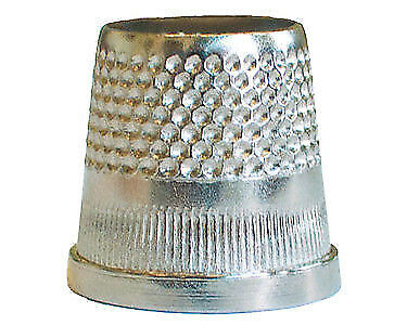 C.S Osborne Open End Sewing Thimble 1 QTY Size 12