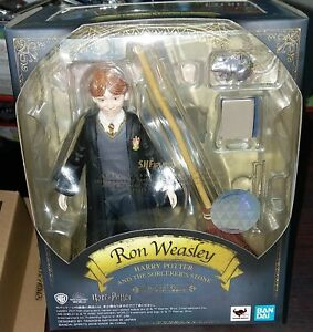 Ron Weasley Figure Figuarts SHF Harry Potter Sorcerer/'s stone Bandai S.H