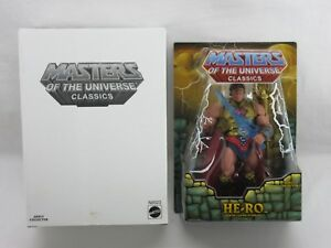 figure He-Ro MOTUC MISB sealed Masters of the Universe Classics MOC