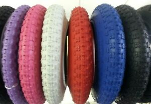 """TWO 2 DURO 16/""""x2.125/"""" COMP 3 MX3 TYPE BICYCLE TIRES PICK COLOR AT CHECKOUT"""