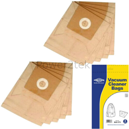10 x V Vacuum Bags for Argos Proaction CJ985 SL204 Hoover UK