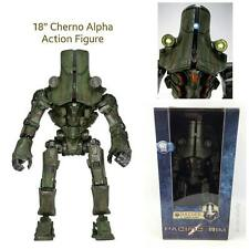 "JAEGER CHERNO ALPHA Pacific Rim 18"" inch 1/4 Scale Movie Figure LED Neca 2013"