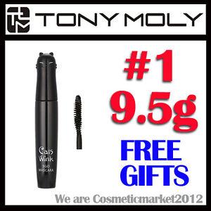 TONYMOLY-Cats-Wink-Mascara-1-Volume-Longlash-6-5g-Free-gifts