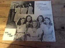 bing crosby-on the air-bing & the music maids -spokane 21 l.p.