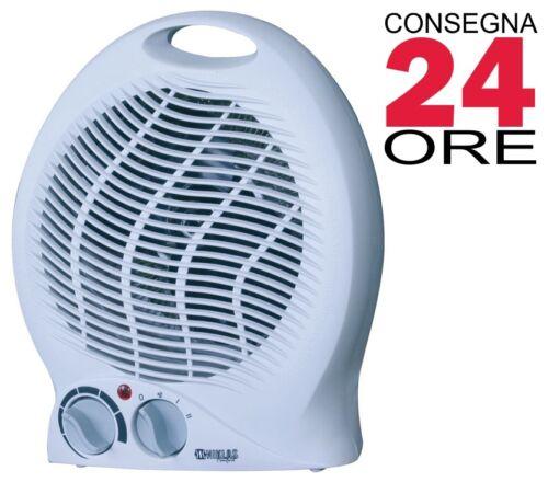 Caldobagno 2000W stufa stufetta elettrica riscaldamento termoventilatore
