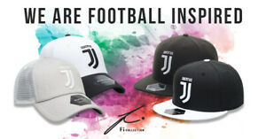 JUVENTUS FC BASEBALL HATS Fi COLLECTION CHOOSE YOUR DESIGN OFFICIALLY LICENSED