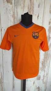 FC Barcelona Away Jersey 2006 Nike Football Barca Shirt Maglia Soccer Sz S