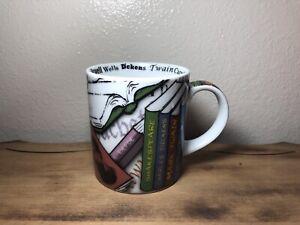 Paul-Cardew-Novel-Tea-Coffee-Mug-for-Book-Lovers-ENGLAND-2011