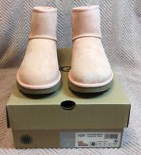 01a3f22dca5 UGG Classic Mini II 2 Size 8 BOOTS 1016222 Regatta Blue Suede ...