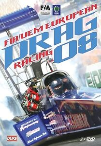 European-Drag-Racing-Championship-2008-New-2-DVD-set-Dragster-Dragsters