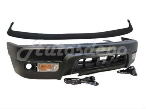 FOR 99-02 4RUNNER FRONT BUMPER FILLER VALANCE ARM BRACKET SIGNAL W//FLARE HOLE