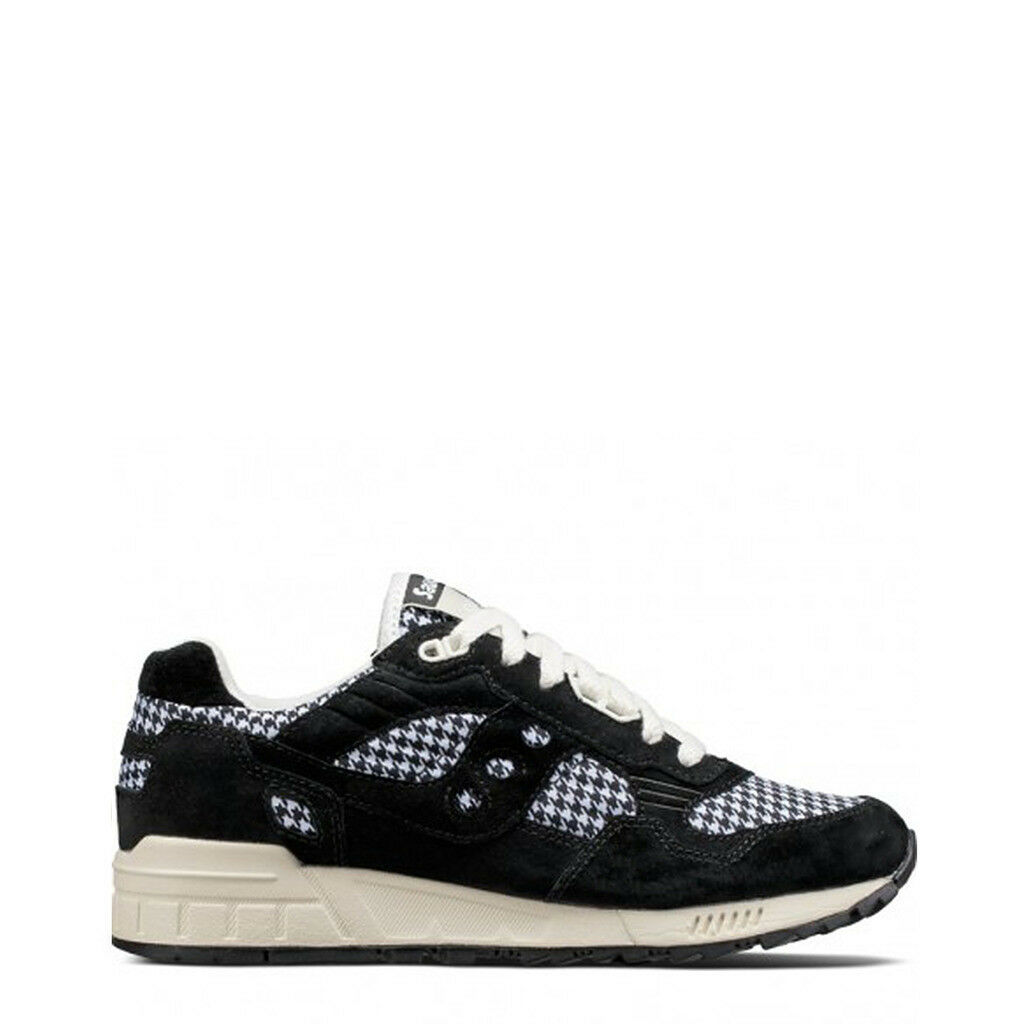 Zapatos promocionales para hombres y mujeres SCARPE SAUCONY SHADOW-5000-HT_S60350_NERO BLACK UNISEX ORIGINALI NUOVE DONNA