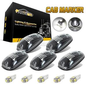5px264146CL-Clear-White-Light-Cab-Marker-Roof-Running-Lights-for-Dodge-Ram-03-18