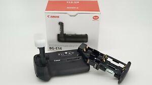 CANON BG-E14 BATTERY GRIP for Canon EOS 90D, 80D, 70D Cameras