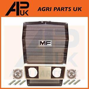 Massey Ferguson 565 575 590 Tractor Lower Grill