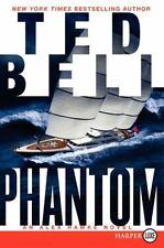 Phantom LP: An Alex Hawke Novel-ExLibrary