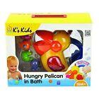 K's Kids 10422 Hungry Pelican Bath Toy