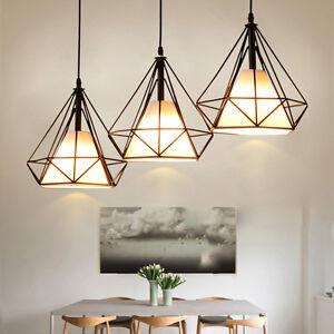 Esszimmer Deckenlampe 3pcs 9w led hängeleuchte vintage hängelampe esszimmer deckenlampe