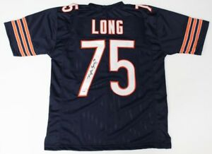 Kyle Long Signed Chicago Bears Jersey