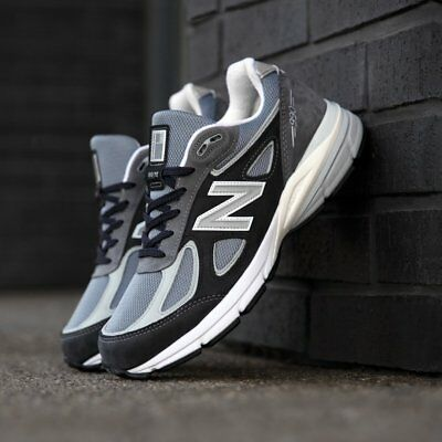 the best attitude 1a2c7 19c4d New Balance 990v4 MADE in USA Magnet/Silver Mink Men's Comfy Lifestyle  Sneaker | eBay