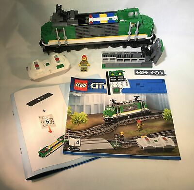 Engine Only From LEGO 60198 Cargo Train Set With Powered Up Power Functions