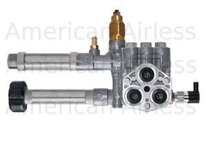 Pressure-Washer-PUMP-HEAD-COMPLETE-Annovi-Reverberi-SRMW-SRMW2-2G26
