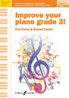 Improve Your Piano Grade 3 by Richard Crozier, Paul Harris (Paperback, 2014)