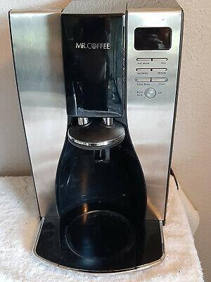 Mr. Coffee BVMC-PSTX91 10-Cup Coffee Maker Optimal Brew ...