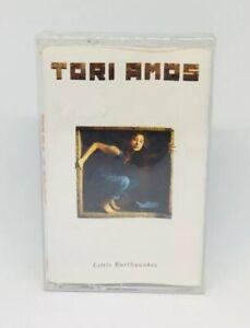 Tori Amos Little Earthquakes new cassette USA 1992