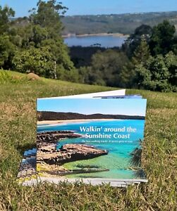 Details About Walking Tracks Travel Guide For The Sunshine Coast Great Coffee Table Book
