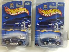 hot wheels 1968 ford mustang first editions 046 with and without boss hoss  tampo