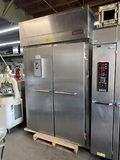 Hobart Baxter Proofer Pw2e Bakery Equipment Panaderia Fermentadora Steam