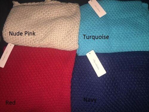 New Girls Mermaid Tail Blanket Crocheted Cocoon Sofa Beach Quilt Knit Kids
