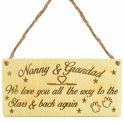 Because someone we love is in heaven there is ... Wooden MDF Craft Sign Plaque